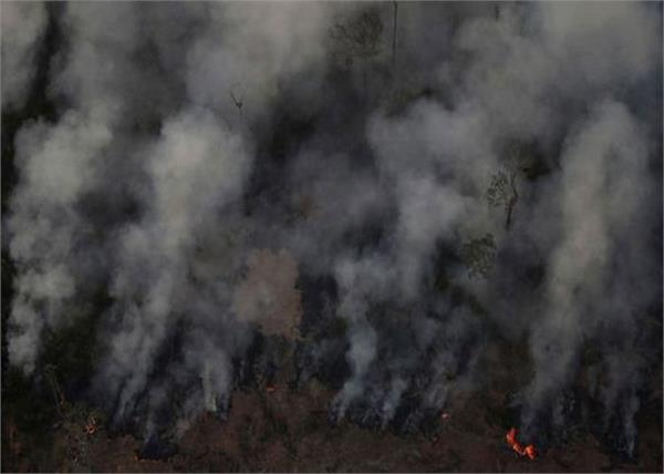 fire in amazon forests  g 7 to help affected countries