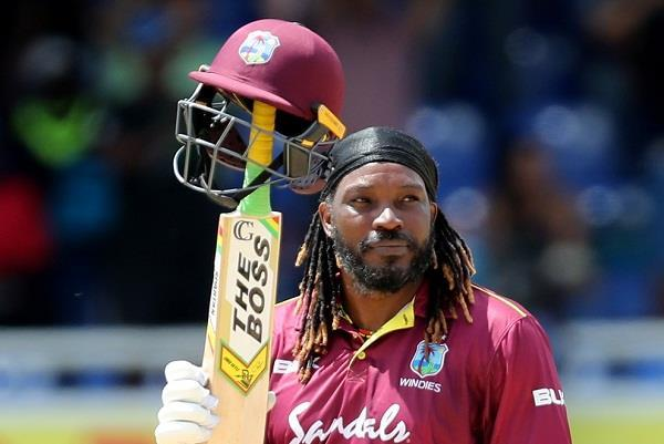 retired chris gayle  knowing that those 25 records are very difficult to break