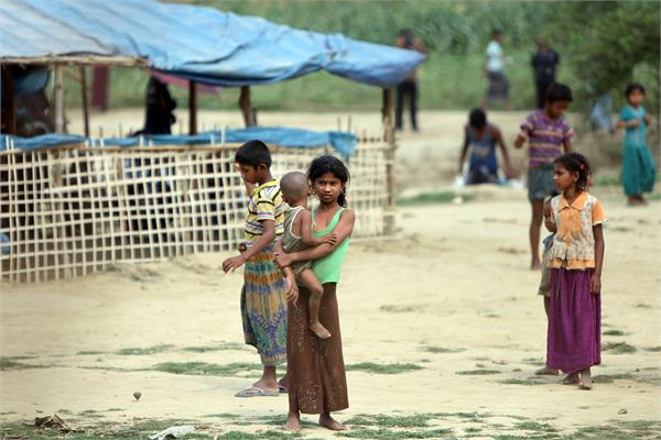 myanma accuses bangladesh of failing to return rohingya
