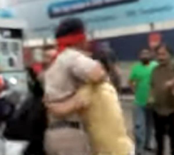 policemanon attack