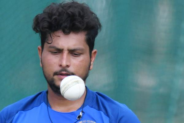 no worries about being out of t20 squad  kuldeep