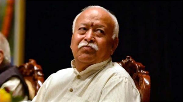 rajasthan  innocent dies in collision with mohan bhagwat convoy