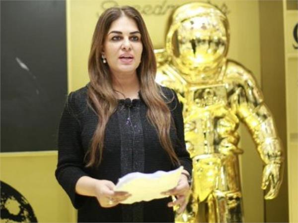 astronauts can create indo pak route with diplomacy