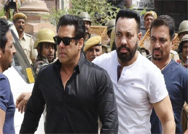blackbuck case  salman khan skips jodhpur court