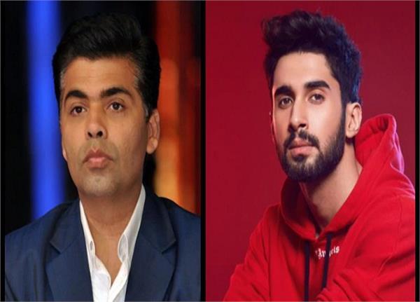 who is dostana 2 actor lakshya  karan johar  s new launch