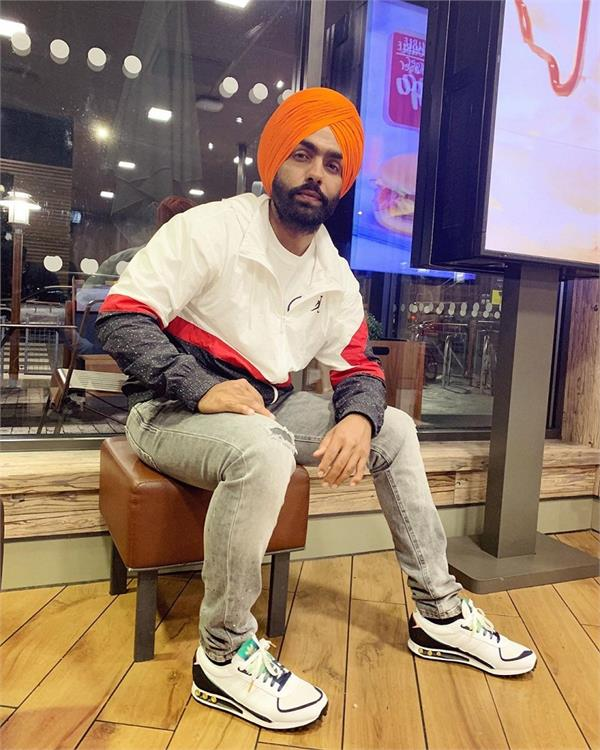 ammy virk new bollywood movie bhuj the pride of india shooting starts