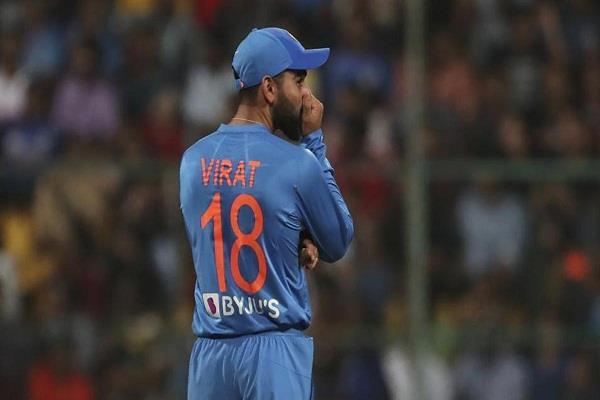 india defeat virat kohli