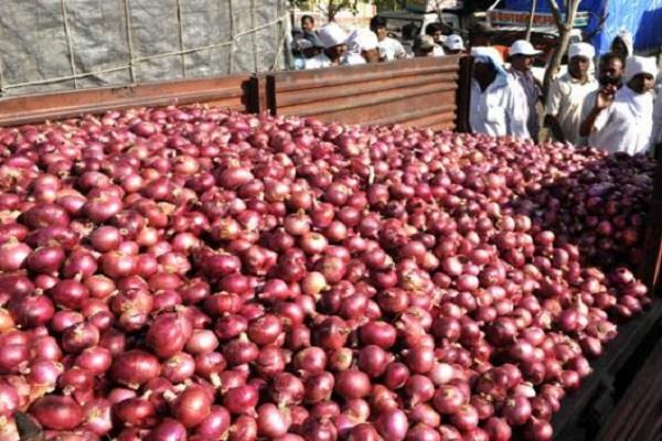 onion prices reached four year high