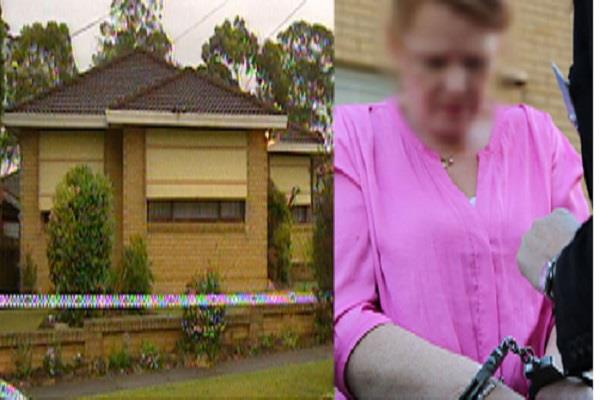 woman arrested killing mother sydney 18 years ago