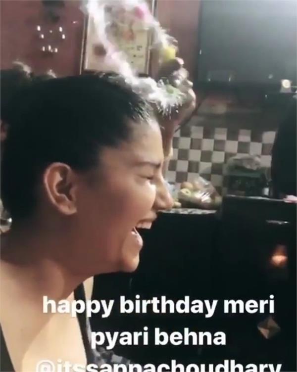 sapna choudhary birthday celebration