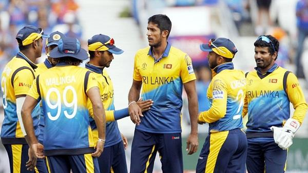 sri lanka announced team for the tour pakistan