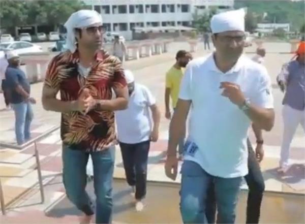 binnu dhillon movie zakhmi shoot start today watch video