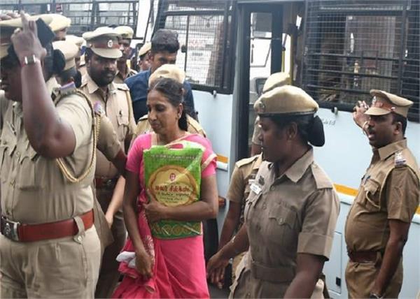 rajiv gandhi murder accused nalini parole madras high court