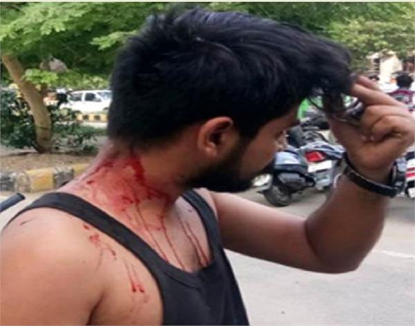 amritsar b block colony hooliganism