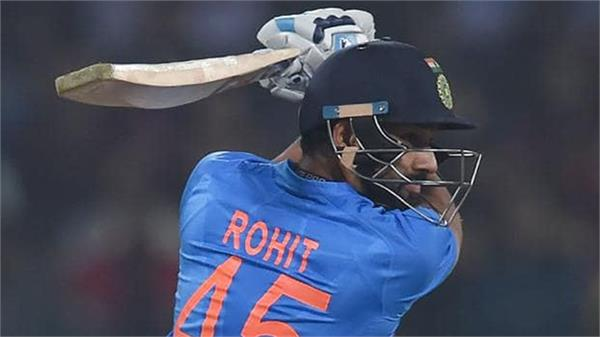 rohit sharma completed his 12 years in international t20 cricket