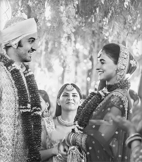 alia bhatt ranbir kapoor fake marriage picture