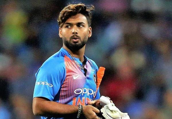 rishabh pant  vvs laxman  batting order
