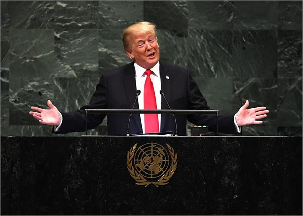 trump to boast to un about us success