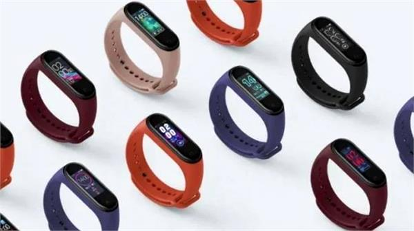 xiaomi mi band 4 launched in india