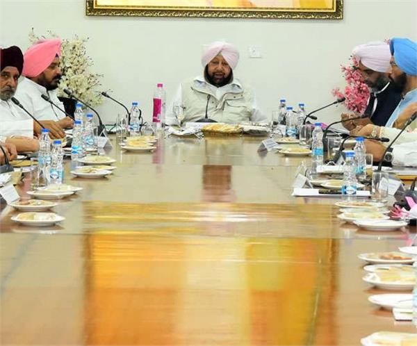 punjab government punjab cabinet meeting sultanpur lodhi