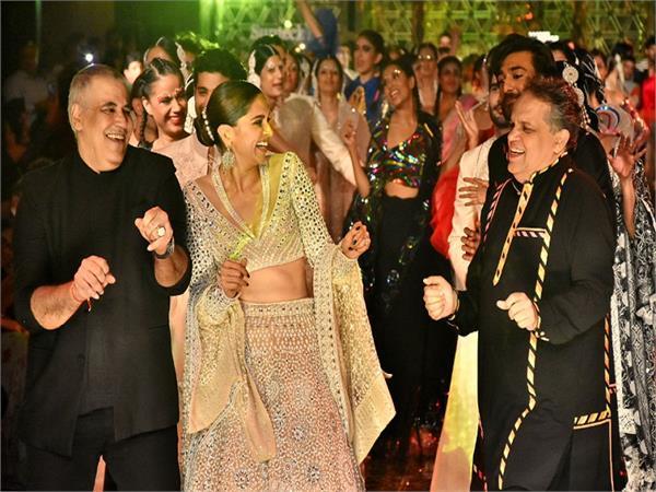abu jani sandeep khosla s 33 years in fashion celebrations