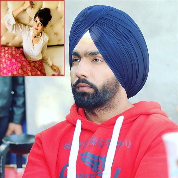 ihana dhillon and ammy virk
