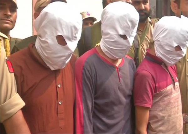 punjab and j k border 3 terrorist arrested