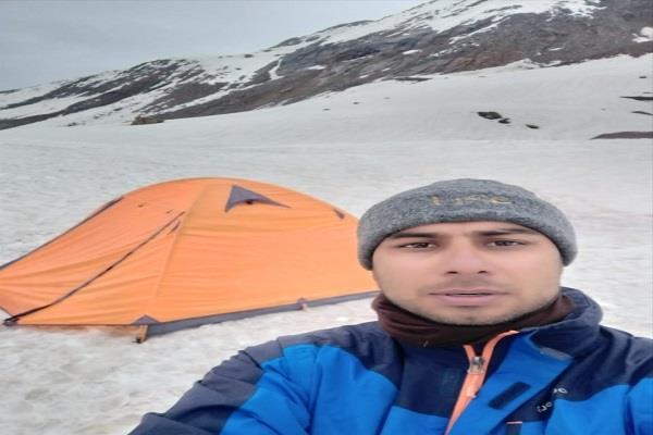 sangrur pomposh kaushik 550th parkash purb 550 km walk