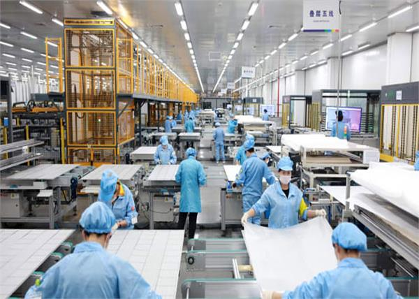 improvements in china  s manufacturing sector activities during trade wars