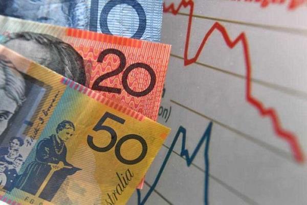 australia economy slowed