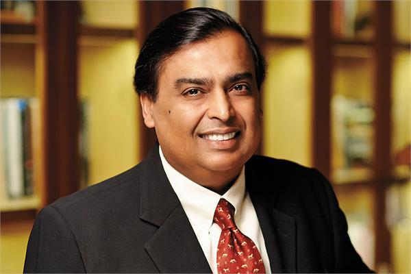 mukesh ambani increased its stake in reliance industries