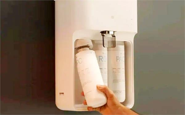 xiaomi mi smart water purifier launched in india