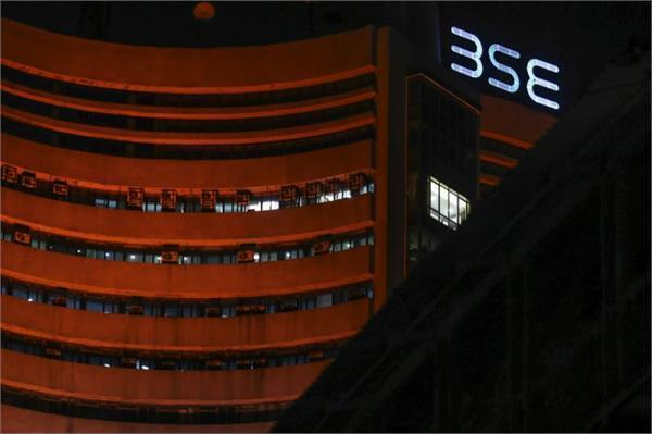 sensex jumps 125 points