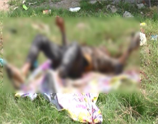 amritsar  person  corpse