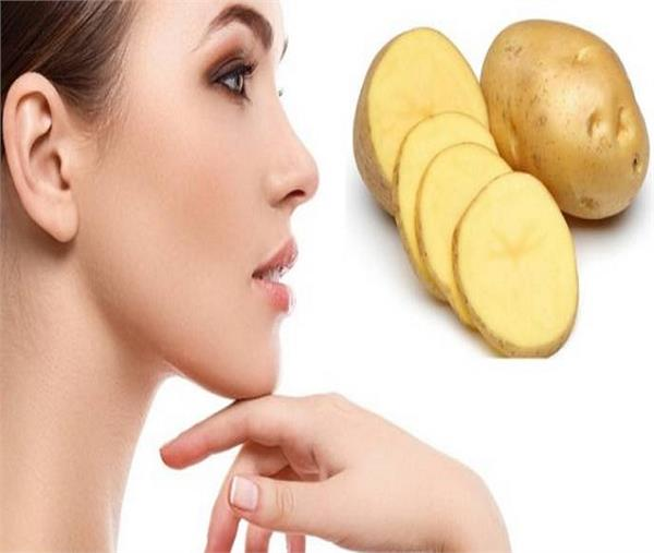 potatoes skin problems