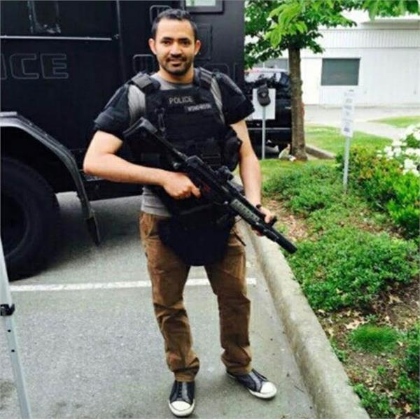 punjabi youth suddenly killed in canada police  mourning in village