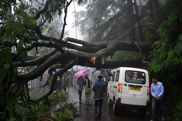 imct reached himachal to assess damage