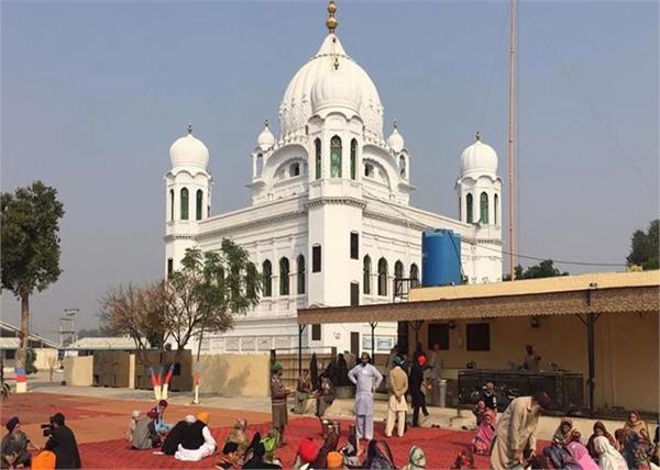 kartarpur lane opens for indian sikh travelers on november 9