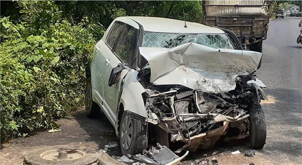 3 death in road accident  including mother and son