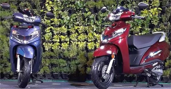 honda activa 125 bs6 launched in india