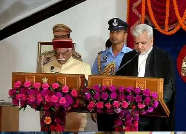 bandaru dattatreya takes oath himachal new governor