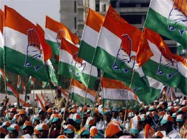 youth congress to run   no employment  no government