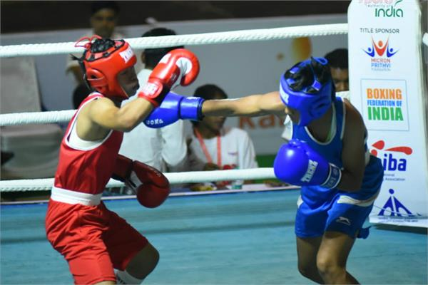 preeti  gagandeep enter quarter finals of junior women  s boxing nationals