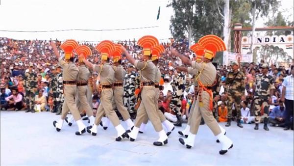 india pak retreat ceremony time change