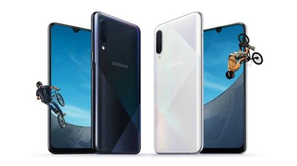 samsung galaxy a50s and galaxy a30s launched with triple rear camera