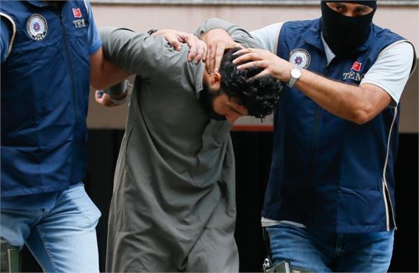 iraqi suspect arrested in suspected terrorist case