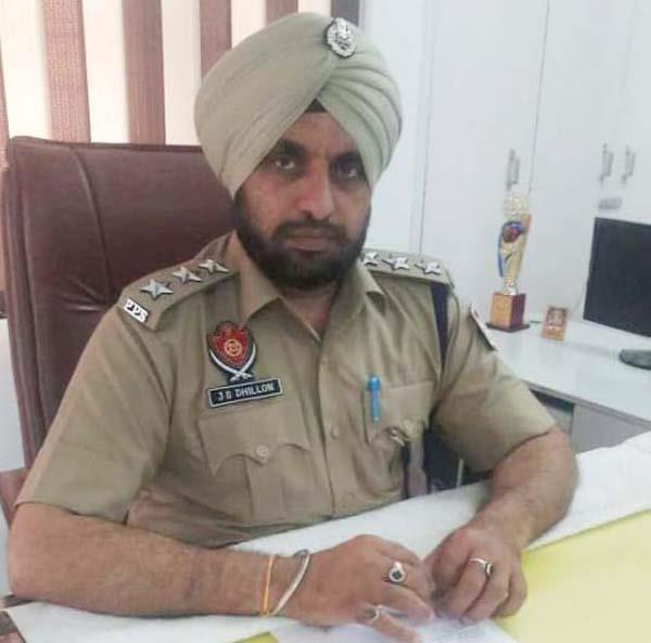 jaspal singh dhillon takes charge of dsp at jalalabad