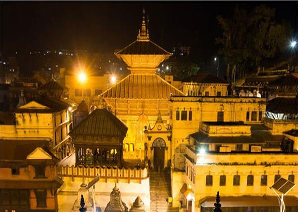 nepal  suspicious item found at pashupatinath temple