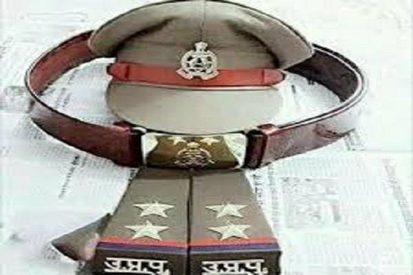 up police station in charge in the 2017 election results canceled