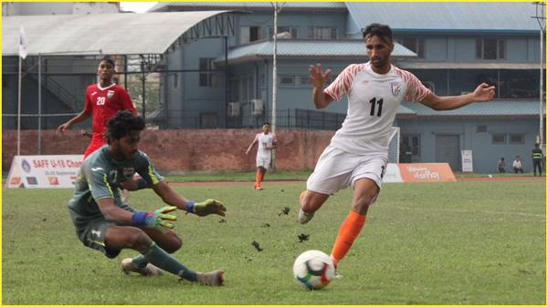 india beat maldives in u 18 final